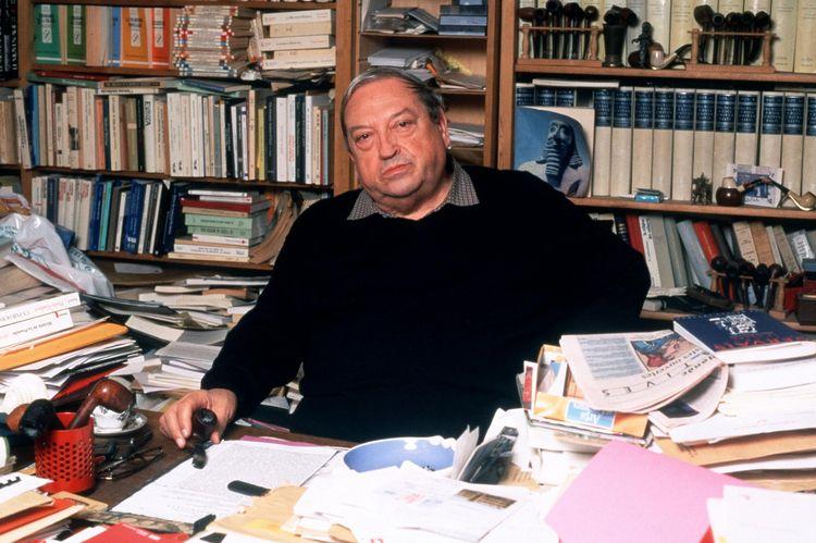 Jacques Le Goff. (Photo JACQUES SASSIER. AFP)